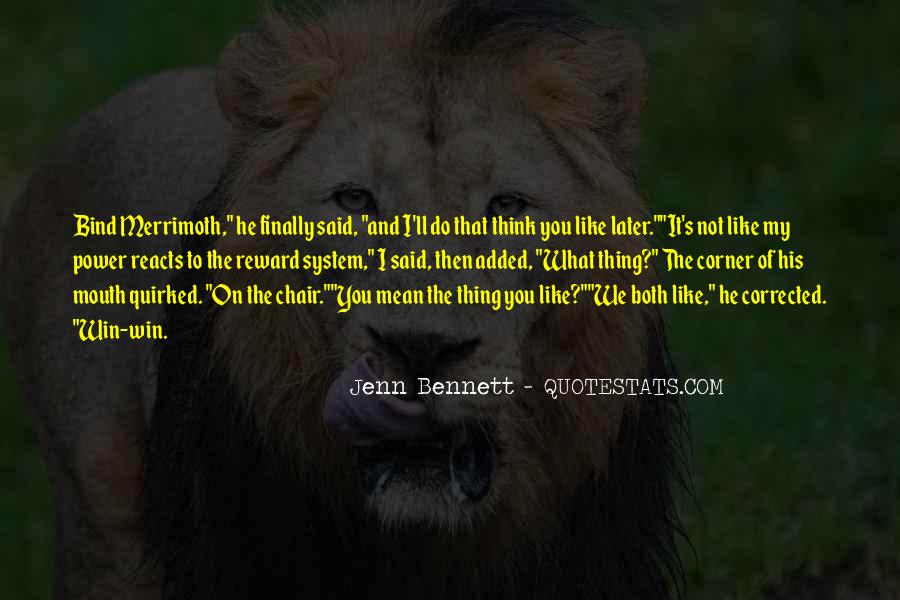 It's Not What You Think Quotes #112267