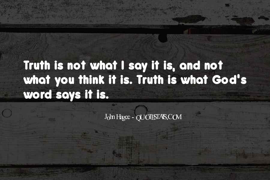 It's Not What You Think Quotes #1410820
