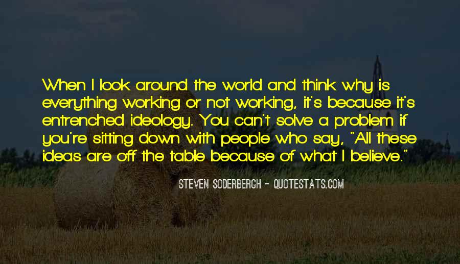 It's Not What You Think Quotes #1585797