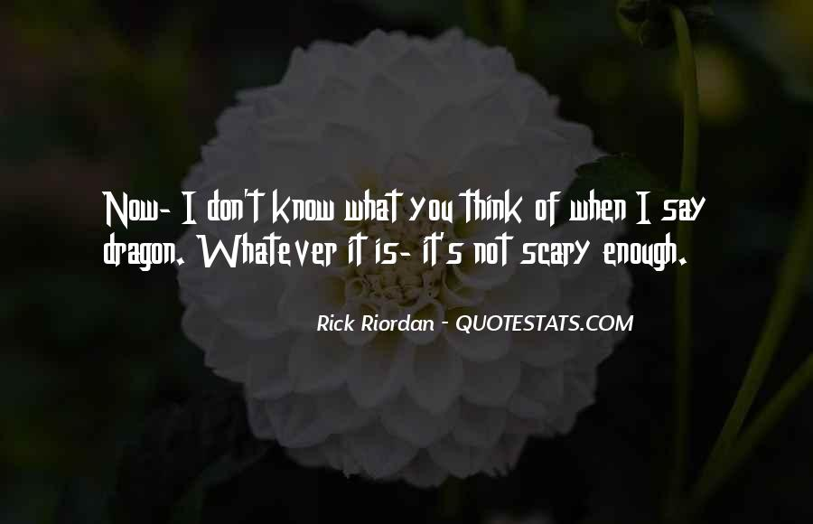 It's Not What You Think Quotes #295462