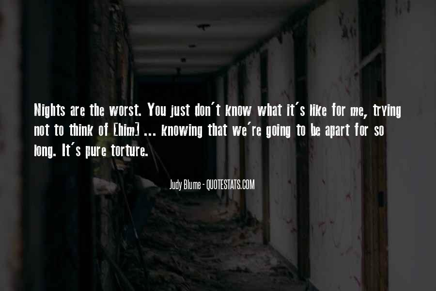 It's Not What You Think Quotes #32754