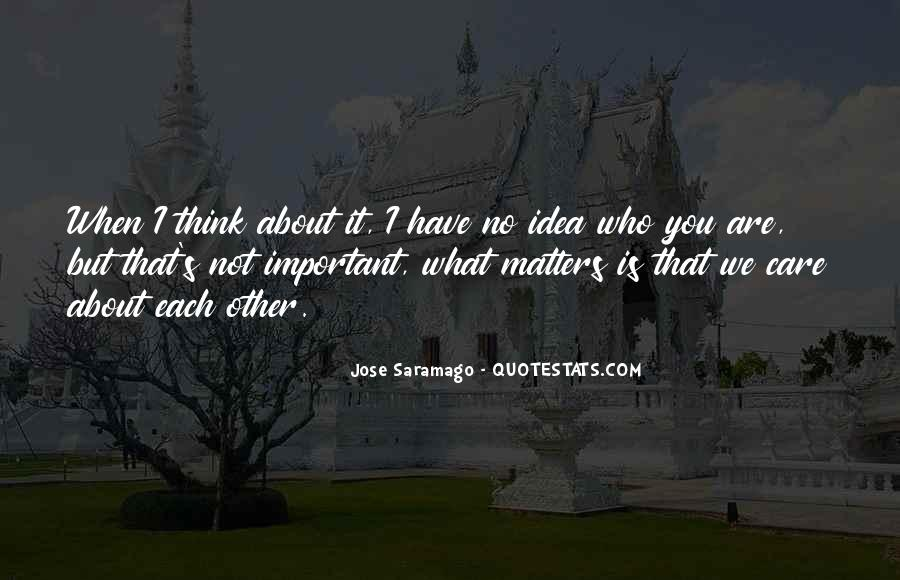 It's Not What You Think Quotes #495038