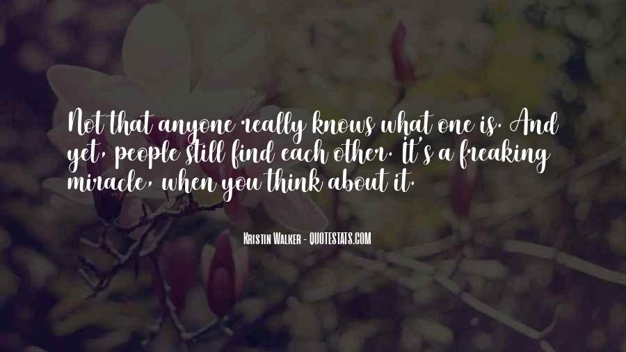 It's Not What You Think Quotes #652040
