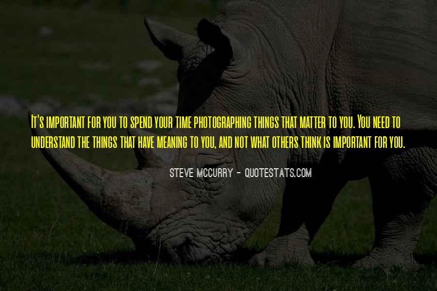 It's Not What You Think Quotes #707557