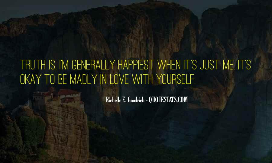 It's Okay To Love Yourself Quotes #1853711