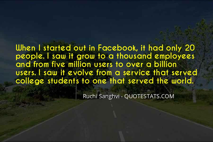 It's Only Facebook Quotes #1000848
