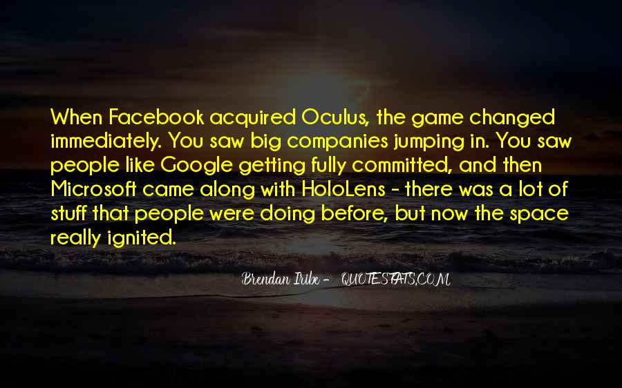 It's Only Facebook Quotes #12538