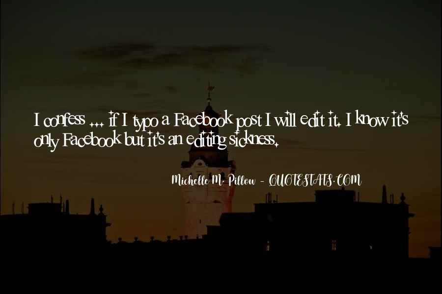 It's Only Facebook Quotes #166119