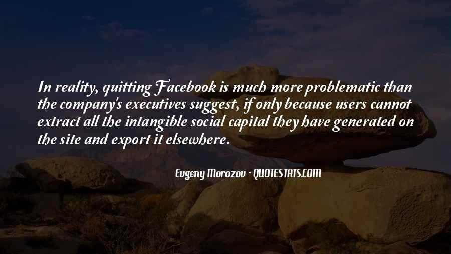 It's Only Facebook Quotes #26773