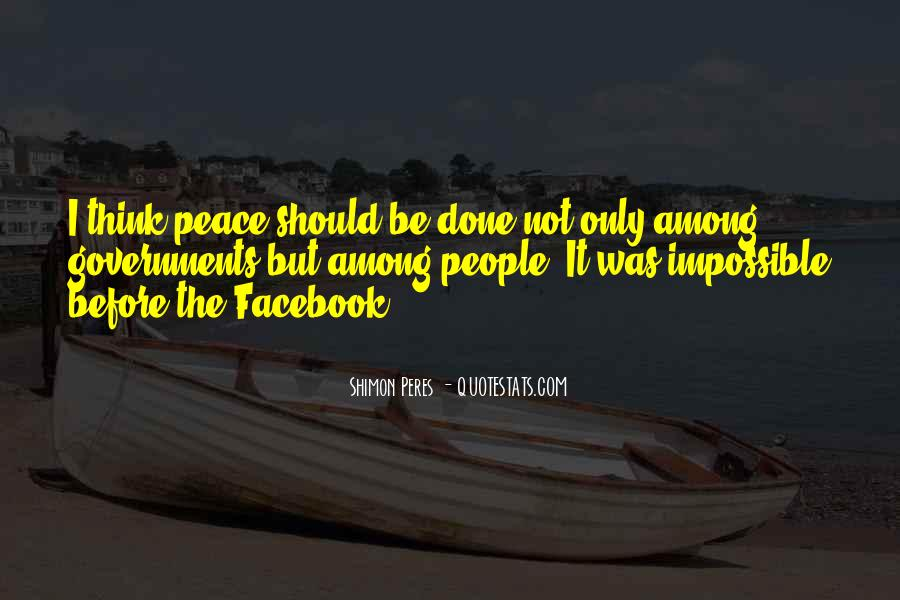 It's Only Facebook Quotes #424502