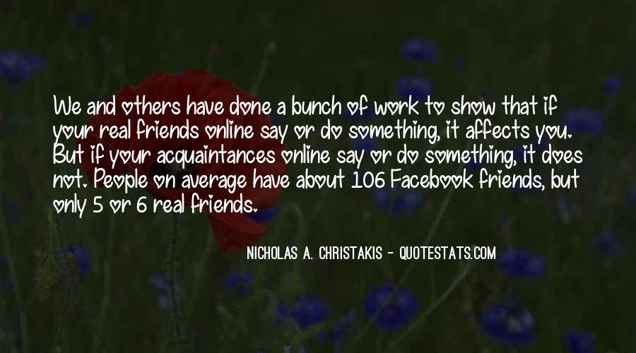 It's Only Facebook Quotes #497107