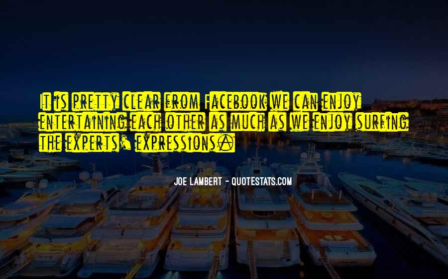It's Only Facebook Quotes #97126