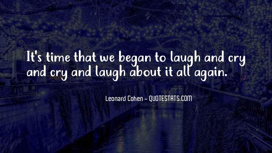 It's That Time Again Quotes #1073389