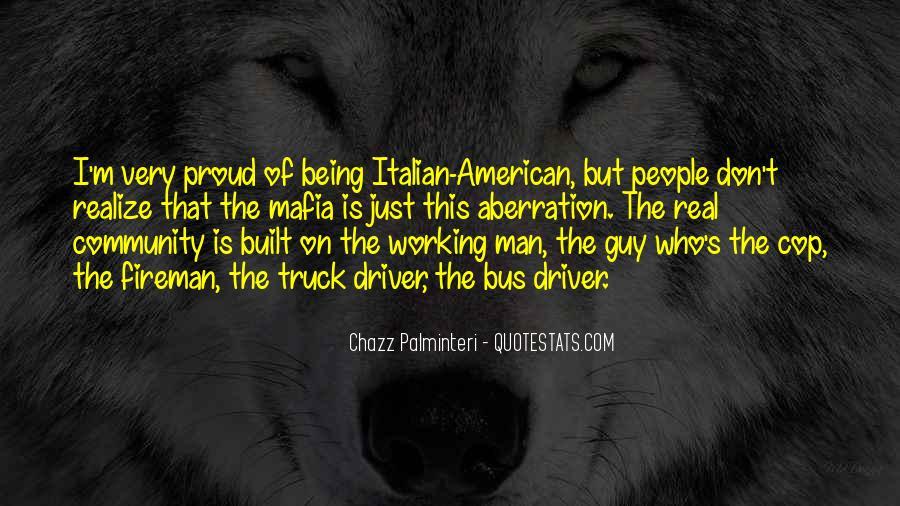Italian American Mafia Quotes #845820