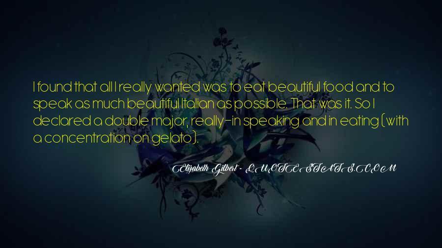 Italian Gelato Quotes #397747