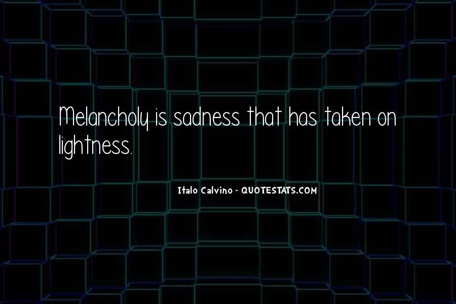 Italo Calvino Lightness Quotes #1002561