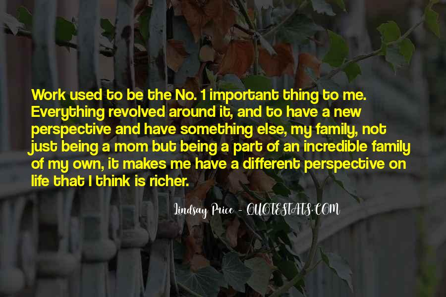 Quotes About Family Being Everything #1381198
