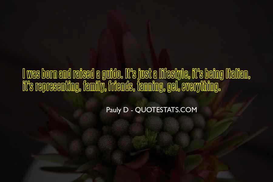 Quotes About Family Being Everything #1646910