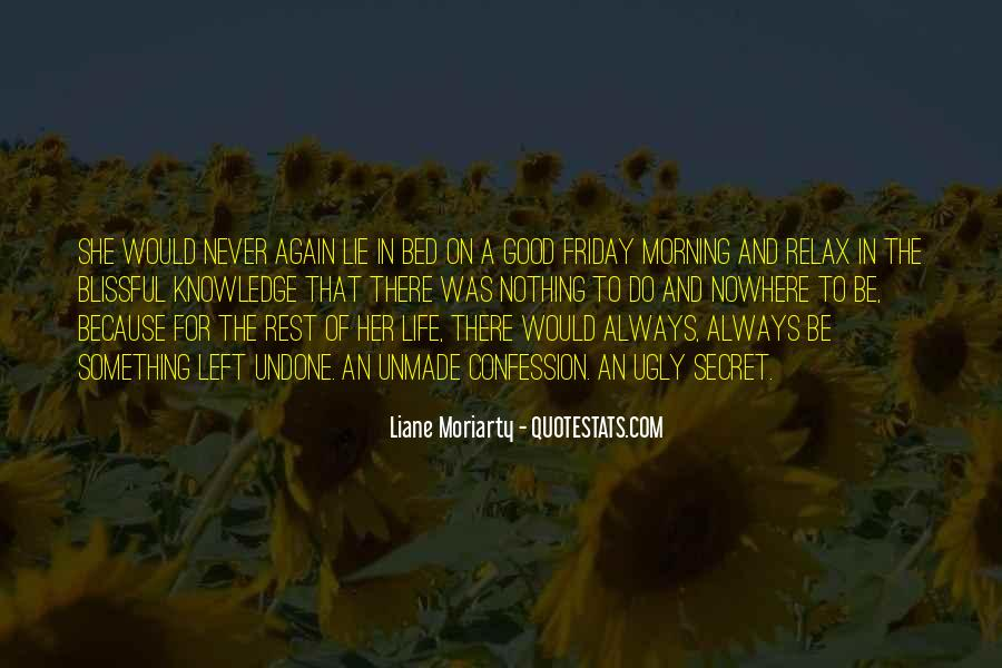 Its A Friday Quotes #2511