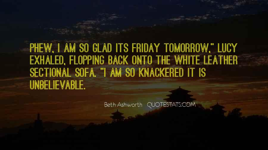 Its A Friday Quotes #260953