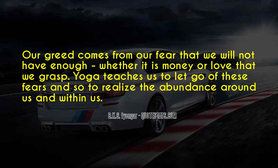 Iyengar Quotes #100747