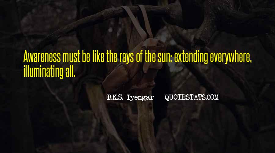 Iyengar Quotes #146951