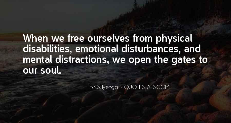 Iyengar Quotes #159276