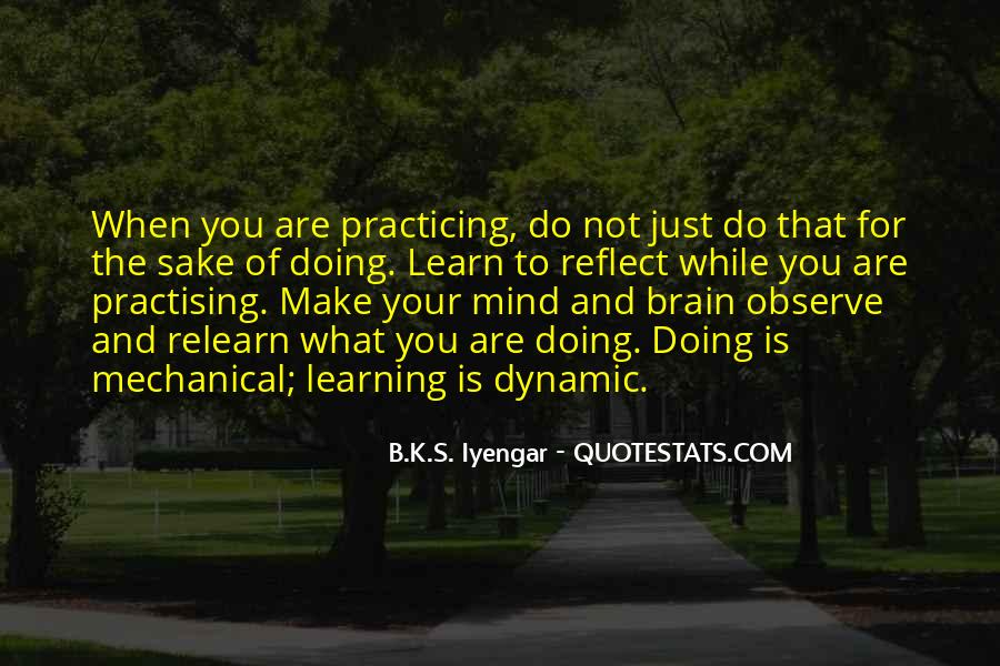Iyengar Quotes #197053