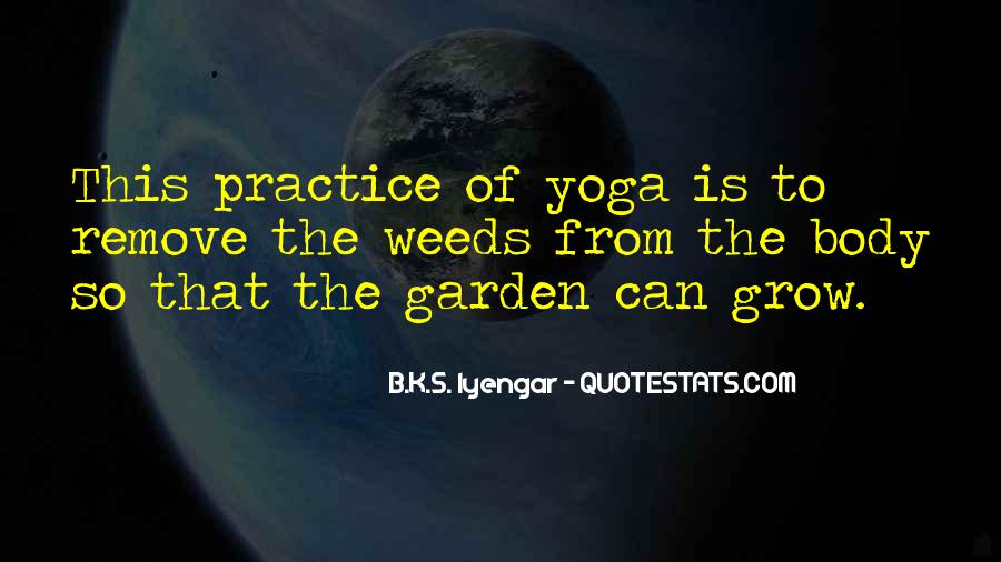 Iyengar Quotes #217901