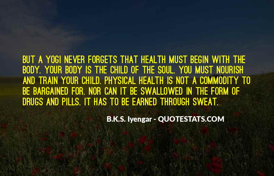Iyengar Quotes #26229