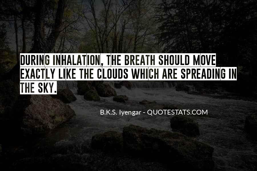 Iyengar Quotes #28036