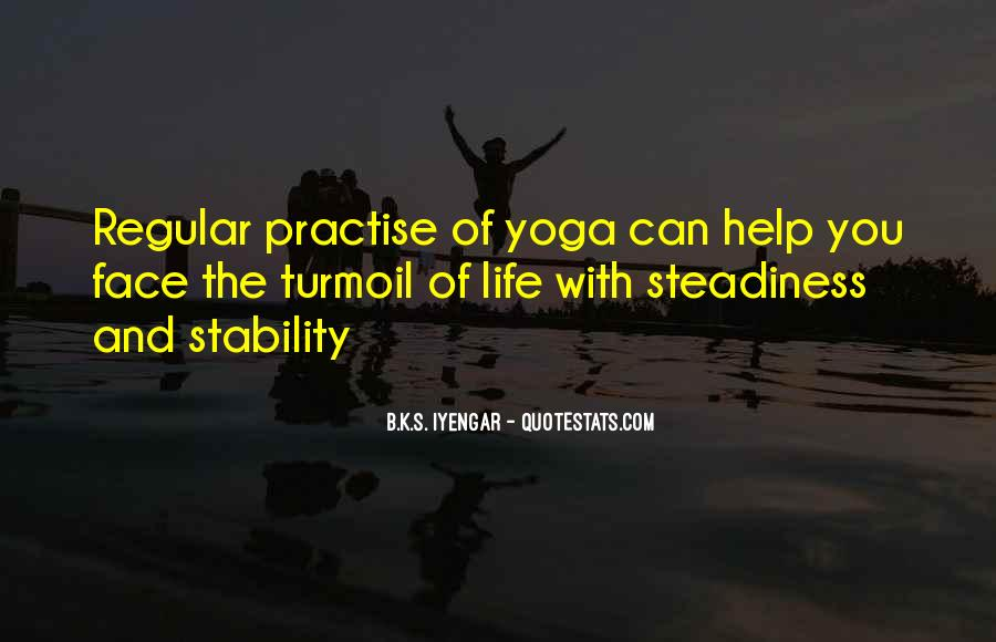 Iyengar Quotes #95125
