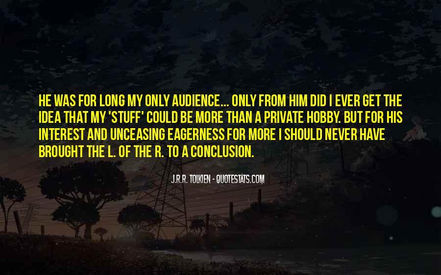 J C Lewis Quotes #1133539