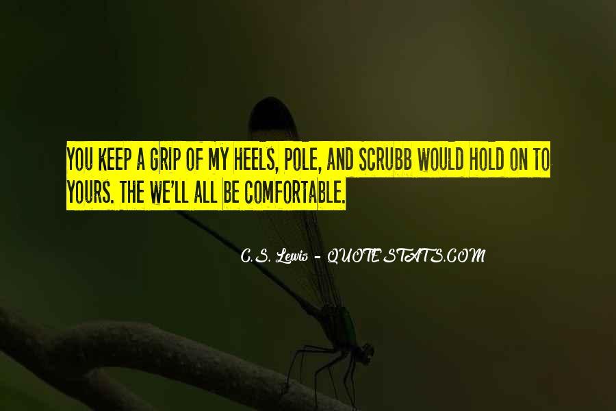 J C Lewis Quotes #15