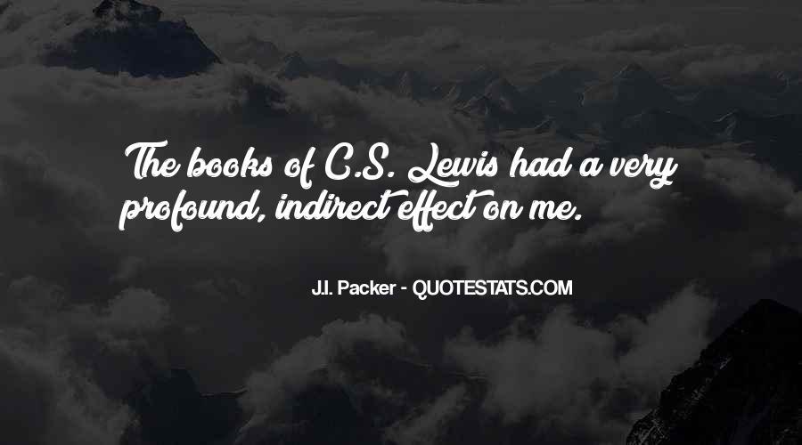 J C Lewis Quotes #1569482