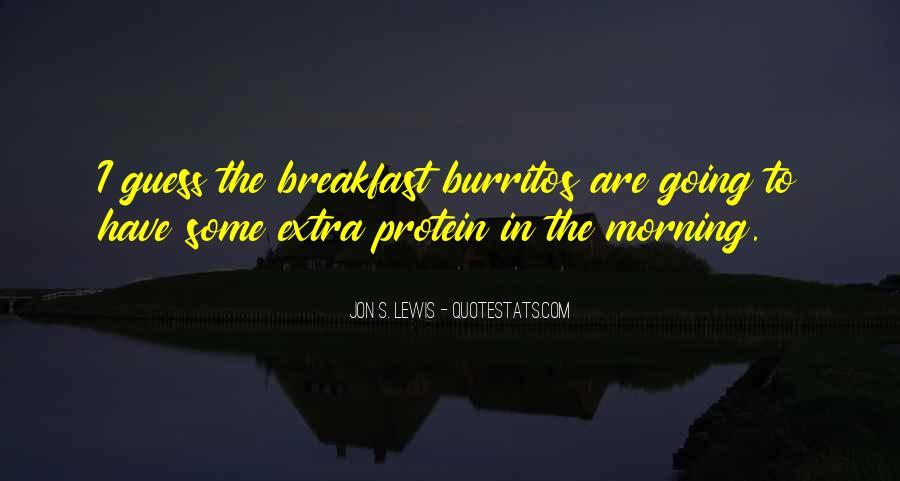 J C Lewis Quotes #3401