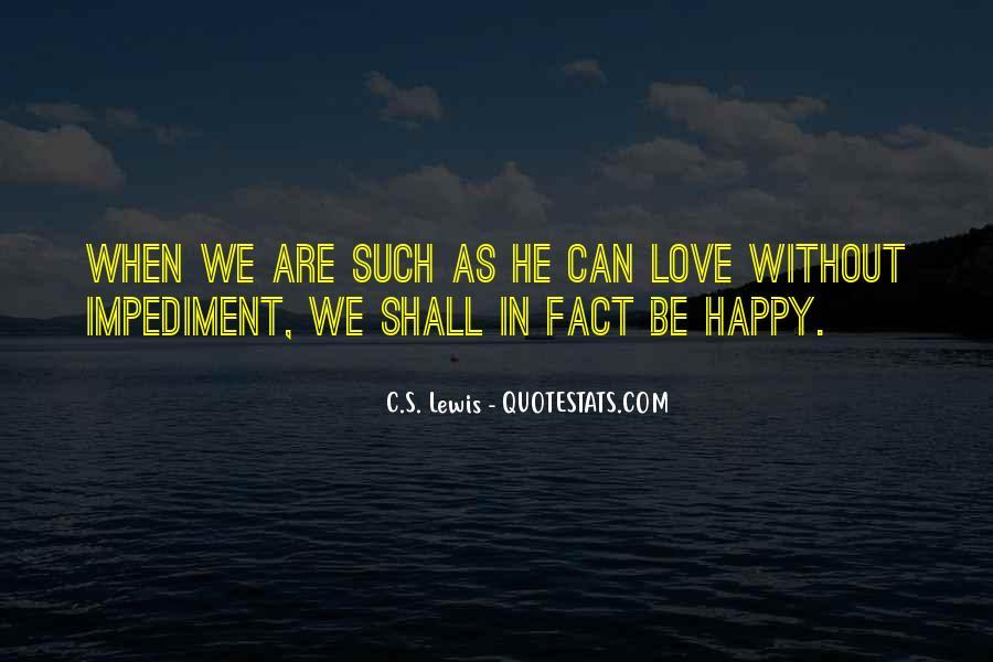 J C Lewis Quotes #4755