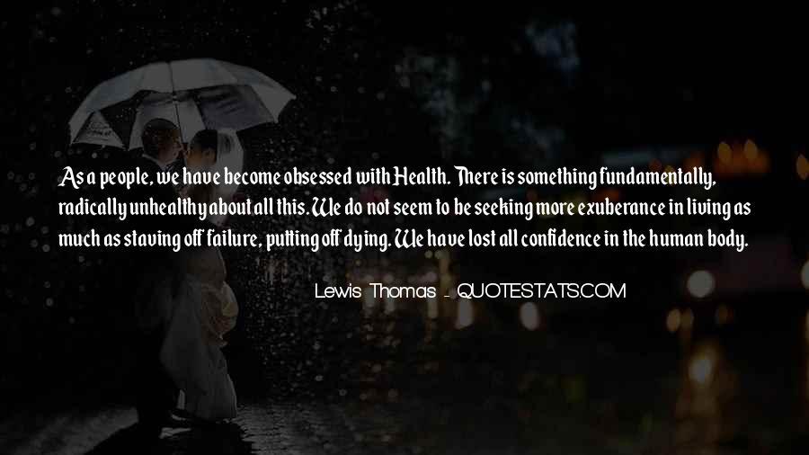 J C Lewis Quotes #6000
