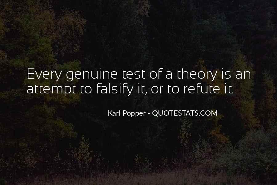 Quotes About Falsify #1158547
