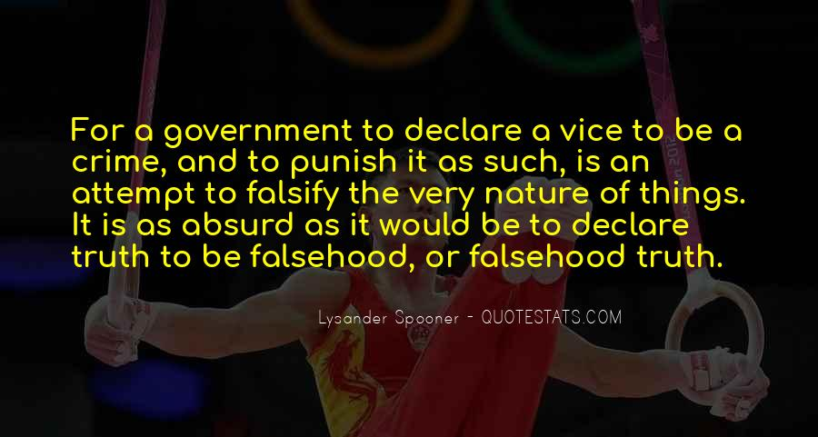 Quotes About Falsify #1850202