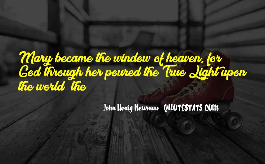 J H Newman Quotes #11454