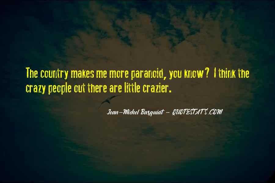 J M Basquiat Quotes #1048725