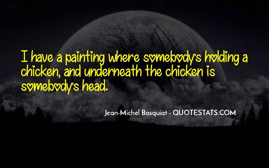 J M Basquiat Quotes #318961