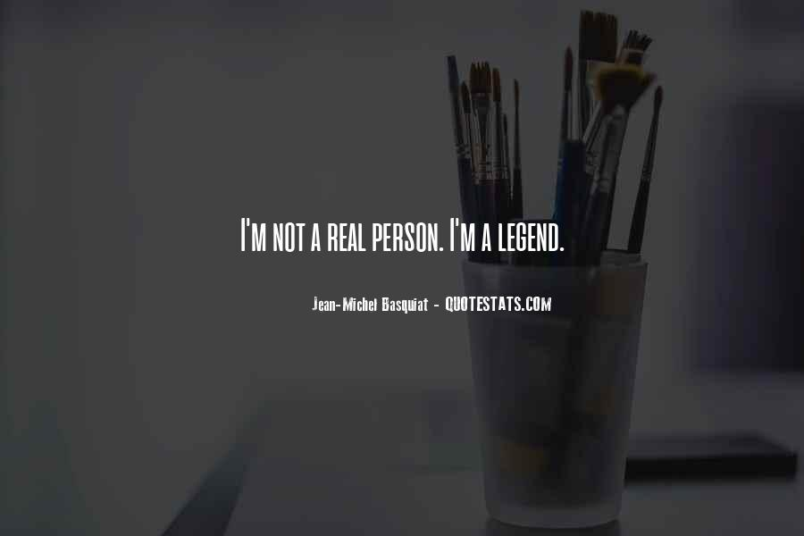 J M Basquiat Quotes #457332