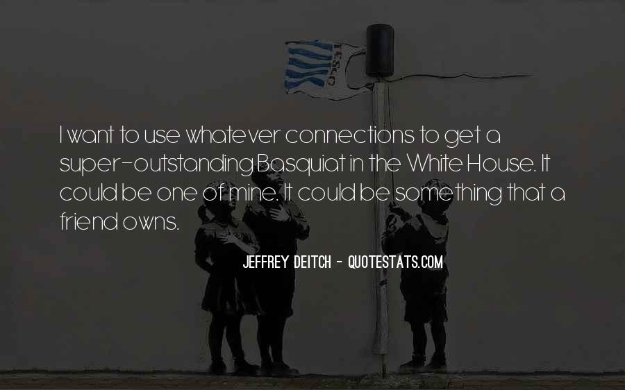 J M Basquiat Quotes #569018