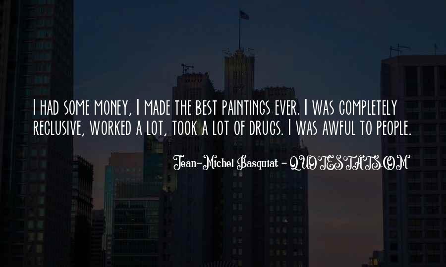 J M Basquiat Quotes #634064