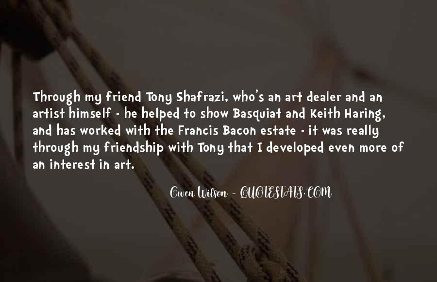 J M Basquiat Quotes #743466