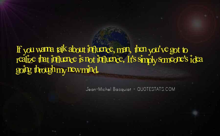 J M Basquiat Quotes #767227
