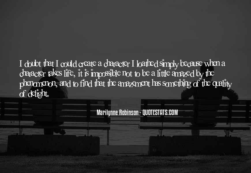 J Robinson Quotes #11431