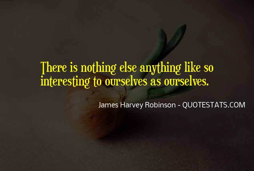 J Robinson Quotes #12956